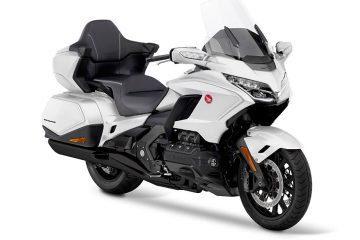 Honda anuncia el precio y disponibilidad de la Gold Wing 2020