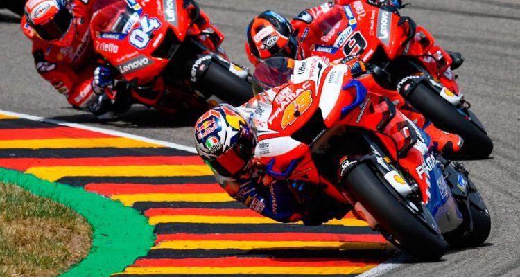 """Miller, """"cerca"""" de firmar con el Ducati Team para 2021"""