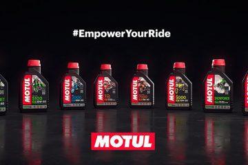 Motul lanza una nueva imagen para su gama Powersport