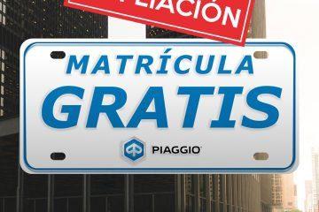 Grupo Piaggio: Ampliación Matrícula Gratuita