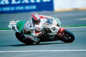 VTR1000SP1 (RC51): el nacimiento de la V-twin ganadora de Honda