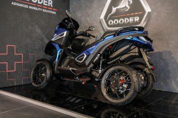 """El eQooder gana el premio """"Automotive Brand Contest 2020"""""""