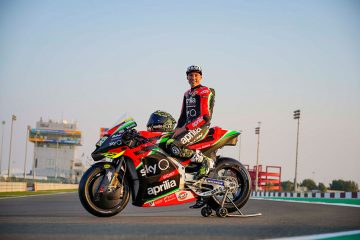 Aleix Espargaró continua con Aprilia Racing