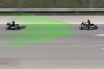 El nuevo Control de Crucero Activo (ACC) de BMW Motorrad