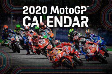 Anunciado el calendario para 2020: ¡MotoGP está de vuelta!