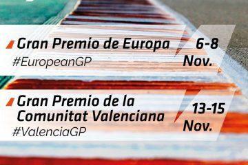 El Circuit Ricardo Tormo celebrará dos carreras del Mundial
