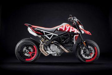 Ducati presenta la nueva versión Hypermotard 950 RVE
