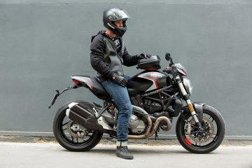 Ducati: las nuevas chaquetas ventiladas