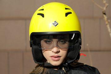 El'Fresh: el casco revolucionario para la ciudad