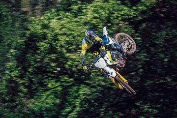 Husqvarna Motorcycles presenta su gama de motocross 2021