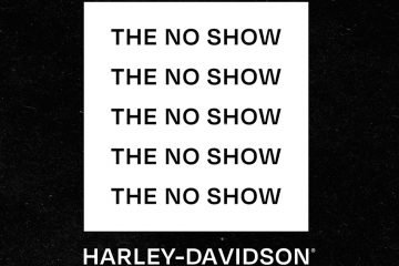 "Harley-Davidson presenta ""The No Show"""