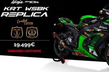 Kawasaki ZX-10R KRT Limited Edition