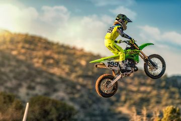 Presentamos las primeras Kawasaki KX de 2021