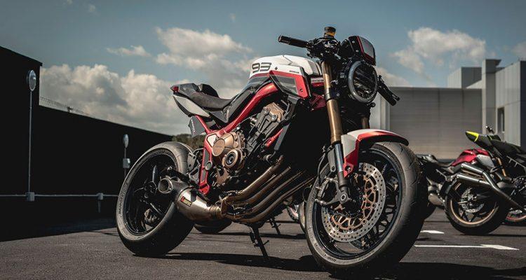 Mototrofa, ¡vencedor de la II Edición del Honda Garage Dreams Contest!