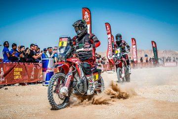 Motul reafirma su apoyo a los deportes de motor con el patrocinio del Dakar 2021
