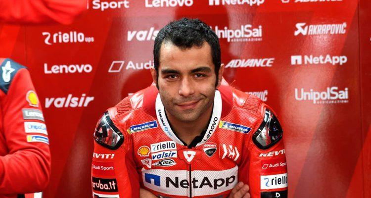 ¿Ha estado Petrucci en Austria para negociar con KTM?