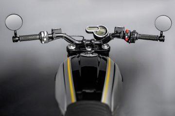 Personalización y estilo con los accesorios originales Ducati Scrambler