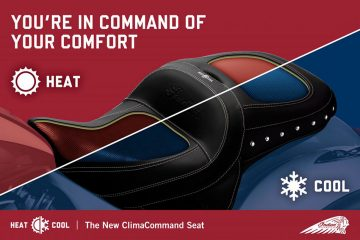 Asiento climatizado ClimaComand Indian