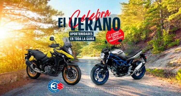 """Suzuki """"celebra el verano"""" con nuevas promociones"""