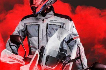 Acerbis X tour: La nueva chaqueta para tu aventura