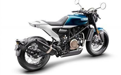 Husqvarna Motorcycles Vitpilen 701