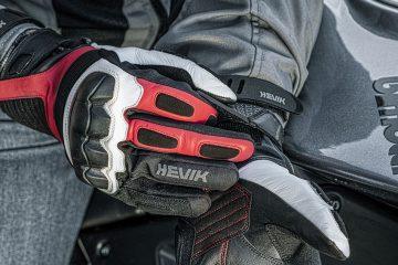 Nuevos guantes Abrego