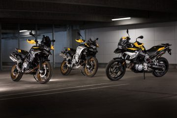 BMW Motorrad presenta las nuevas BMW F 750 GS, BMW F 850 GS y BMW F 850 GS Adventure