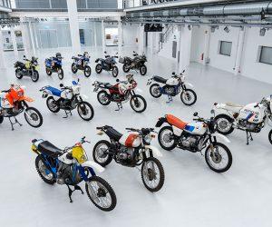 BMW Motorrad celebra 40 años de los modelos BMW GS
