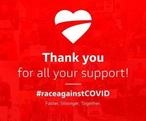 La iniciativa #raceagainstCovid organizada por Ducati llega a su fin