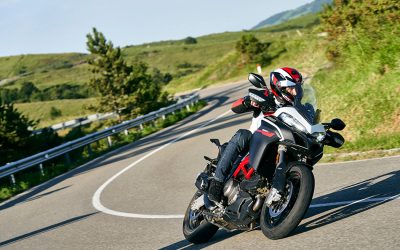Nueva decoración para la Ducati Multistrada 950 S