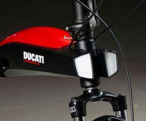 Ducati y MT Distribution presentan una nueva línea de bicicletas eléctricas plegables