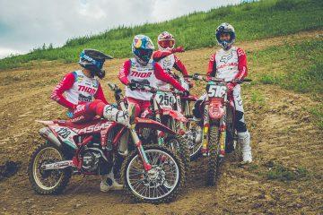 GasGas Factory Racing desvela sus motos oficiales de MXGP y MX2