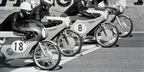 La primera década dorada de Honda en los Grandes Premios