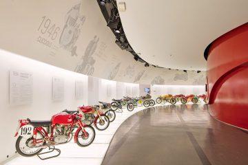 Ducati reabre el Museo combinando la visita con nuevas experiencias