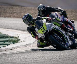 Alejandro Zuzaya se impone en una complicada prueba - Yamaha R1 Cup