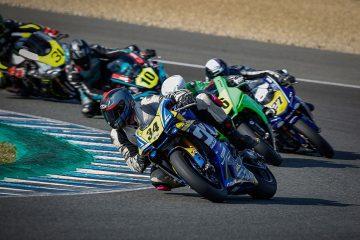La Yamaha R1 Cup vuelve a la acción en Cartagena