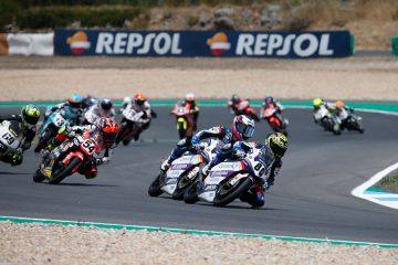 Artigas, Montella y Alonso ganadores del primer FIM CEV Repsol del año