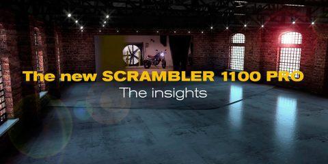 Scrambler 1100 Pro