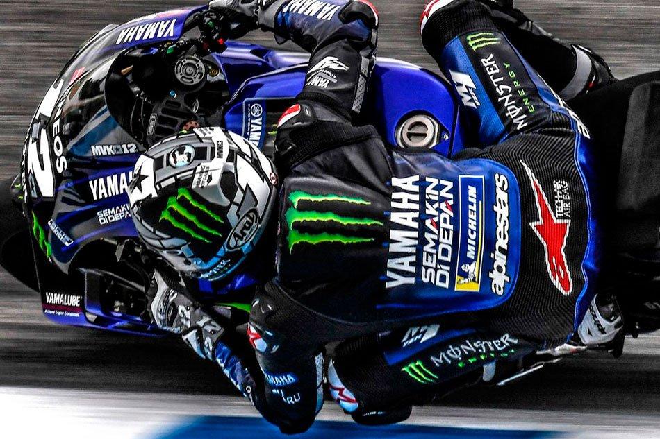 Yamaha irrumpe como un trueno en Jerez - Viñales