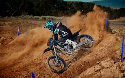 Gama Yamaha Off-Road 2021