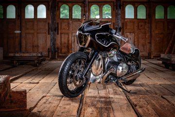 BMW Motorrad presenta la nueva moto custom: la Blechmann R 18