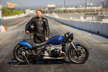 Roland Sands - BMW Motorrad R 18 Dragster