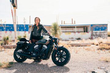 Indian Motorcycle se asocia con el movimiento International Female Ride Day