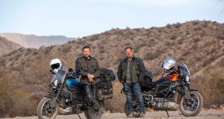 """""""Long Way Up"""": el viaje por latinoamérica de Ewan Mcgregor y Charley Boorman a lomos de una Harley-Davidson Livewire"""