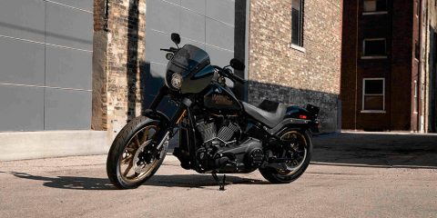 Harley-Davidson ofrece accesorios para customizar la Low Rider S al máximo nivel