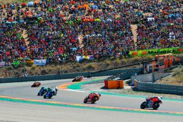 MotorLand Aragón celebrará las cinco pruebas mundiales sin público