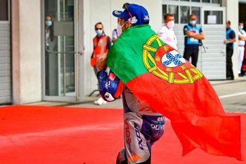 Oliveira y Portugal alcanzan el Olimpo de MotoGP