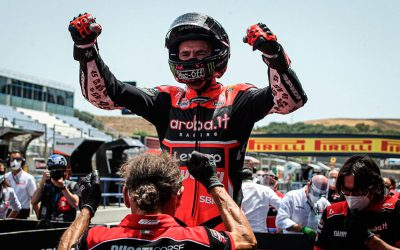 Scott Redding, equipo Aruba.it Racing - Ducati