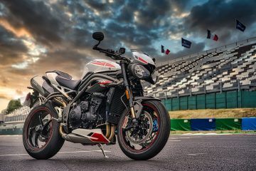 Promoción Speed Triple RS