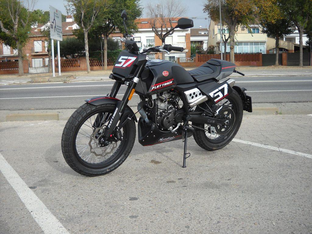 Mondial Flat Track 125